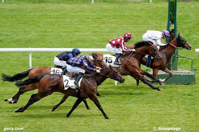 mercredi 12 juin 2019 quinté de saint cloud 18 chevaux résultat 4 15 2 16 14