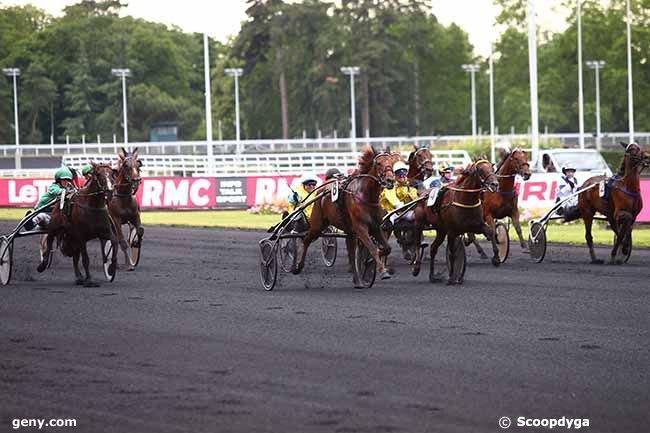 vendredi 14 juin 2019 vincennes 14 chevaux  arrivée 8 4 6 1 12