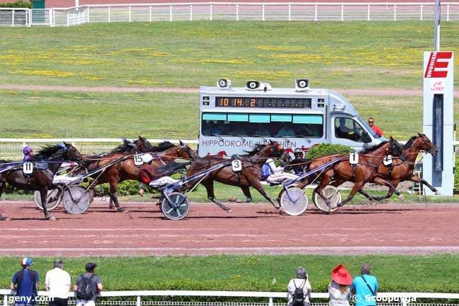 samedi 29 juin 2019 enghein trot attelé 15 chevaux arrivée 7 1 3 15 4