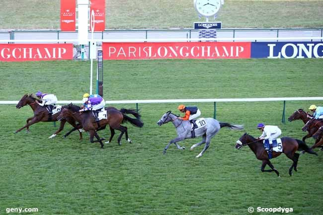 jeudi 4 juillet 2019 - paris longchamp plat 18 chevaux arrivée  6 1 2 10 5