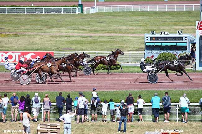 samedi 6 juillet 2019 enghein 14 chevaux mon choix 3 5 7 ...arrivée 3 7 2 5 12