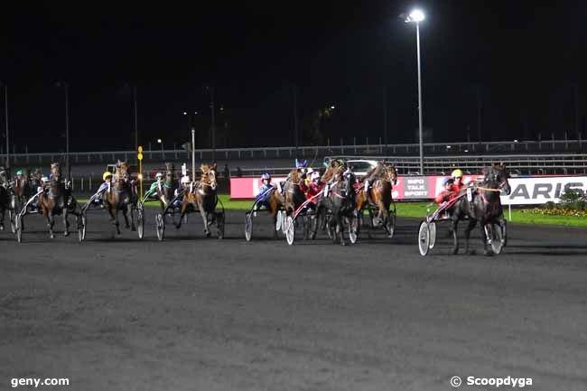 ce vendredi 18 octobre 2019 vincennes la magouille a 2 euros avec 16 chevaux arrivée 9 1 6 10 2