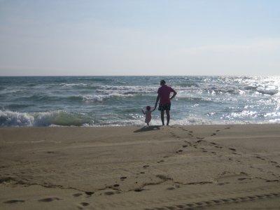 C'est beau la mer
