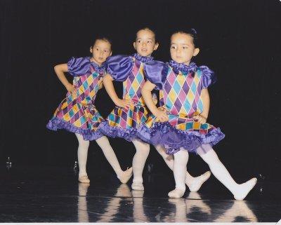 Les danseuses !