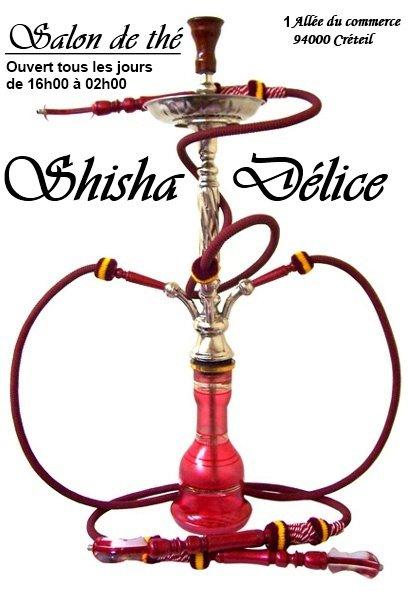 """Salon de thé """"SHISHA DELICE"""""""