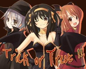 Halloween ! Ƹ̵̡Ӝ̵̨̄Ʒ Farce ou friandise ?  ღ