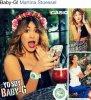 Pub pour la montre BABY-G de la marque Casio