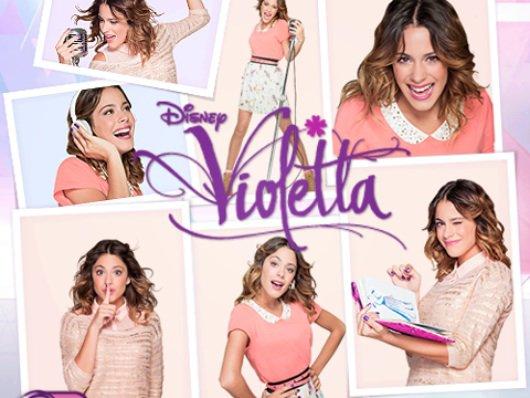 Saison 2 de Violetta