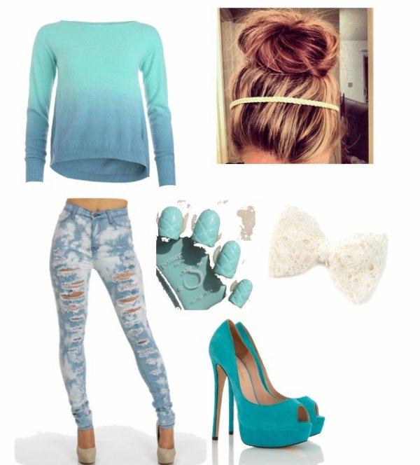 Bleu Turquoise ?