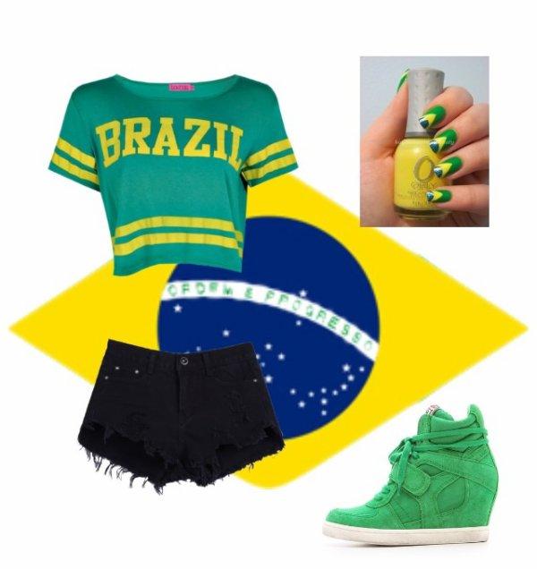 Pour les Brésiliennes/Brésiliens ¥SupWoman