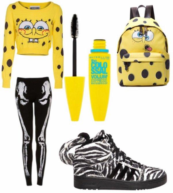 Style Jeremy Scott ¥ SupWoman