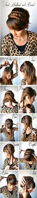 Tuto coiffure •°SupWoman