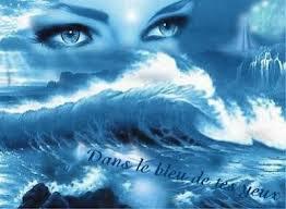 Dans le bleu de tes yeux...                   Prologue :