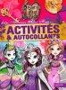 """ever after high """"activité,autocollants"""""""