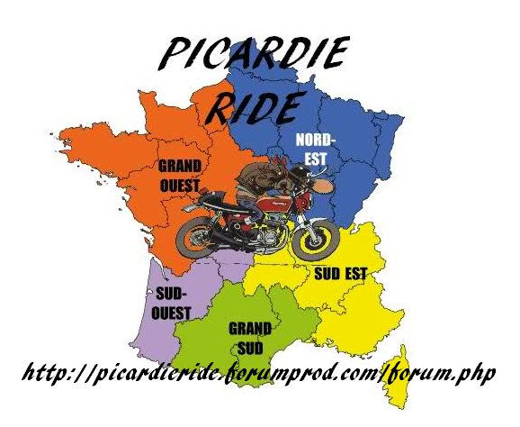 Nouveau forum motards