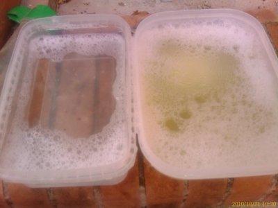 Μπανακι,    à laver,   bagno