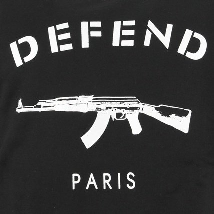 defend - paris