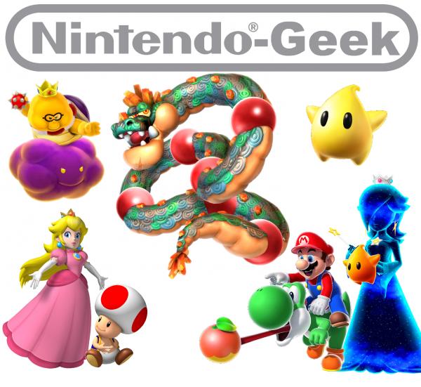 Nintendo Geek