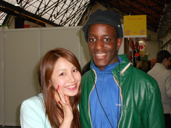 A la japan expo 2012