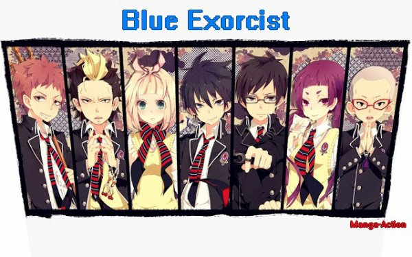 .: Blue Exorcist :.