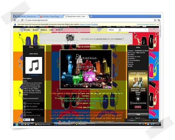 le blog de Jeux-music