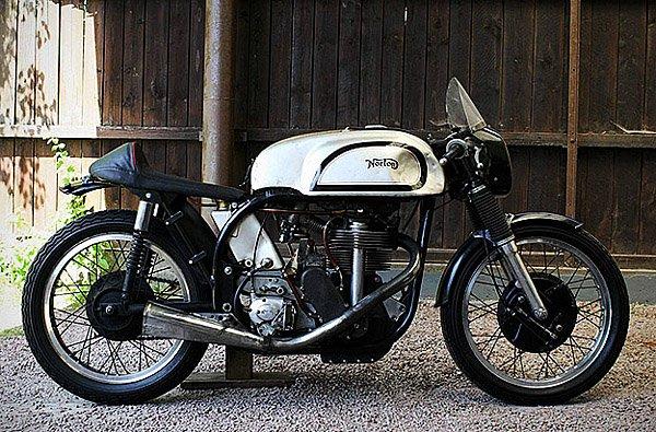 # NORTON MANX 500cc
