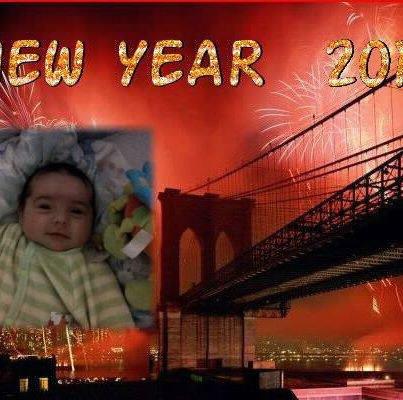 pour la nouvelle année