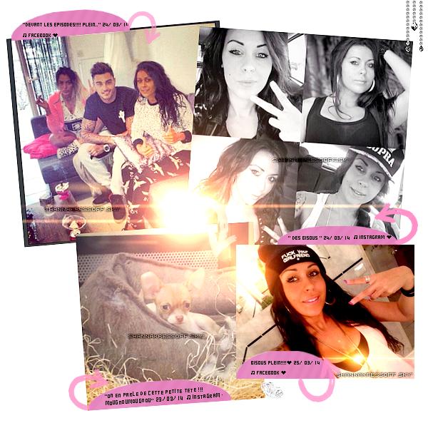 Photos Postée par Shanna sur le Web ! ♥