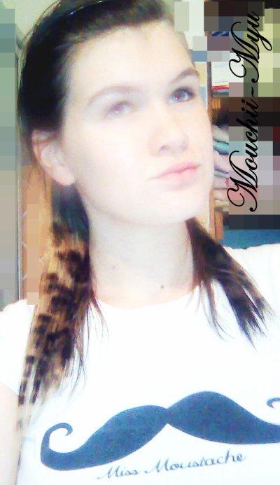 l'évolution des deussous de mes cheveux xD