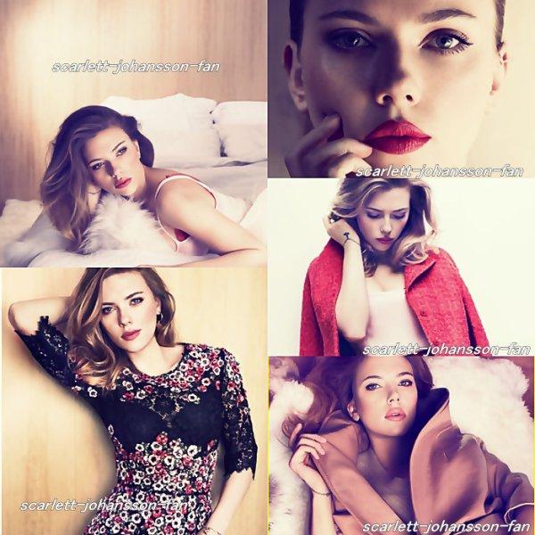 photoshoot pour le magazine Marie-Claire - Mai 2013