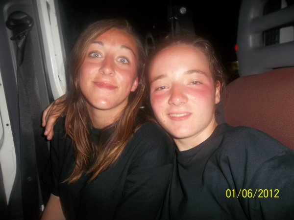 Justine & Ophélie ..  ♥
