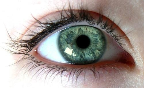 A Person Eye Is The Entry To Their Soul