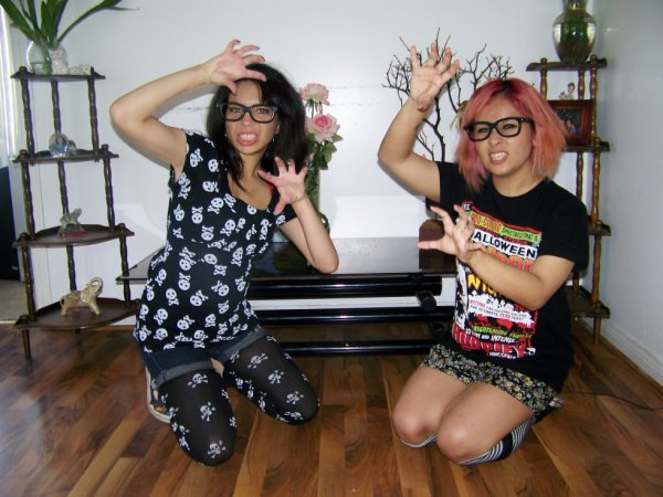 We Are The Monsters!          xD