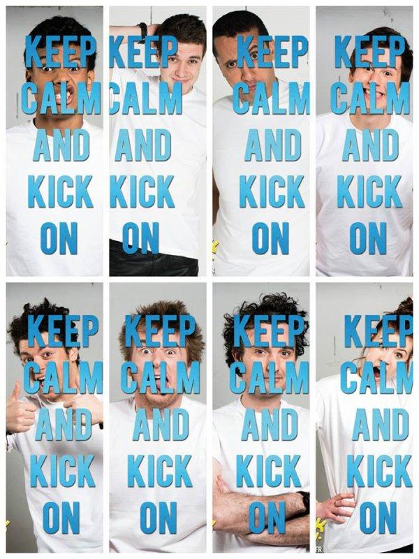 Kick On 3juin