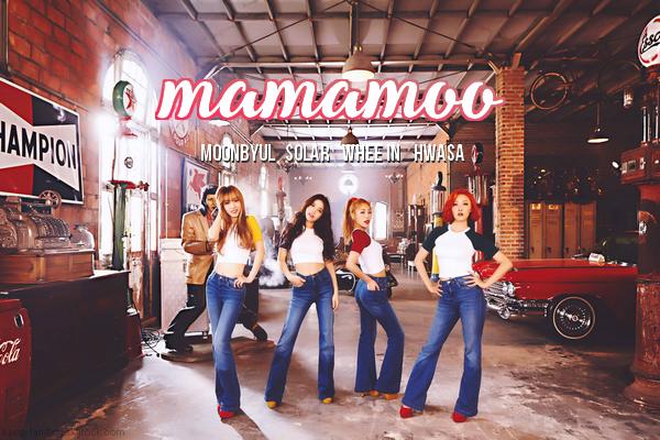 [K-POP] MAMAMOO