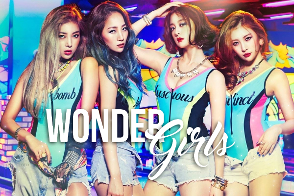 [K-POP] Wonder Girls