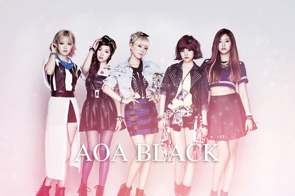 [K-POP] AOA BLACK