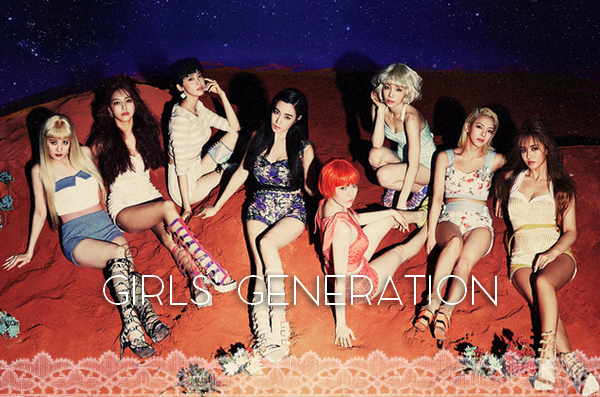 [K-POP] Girls' Generation