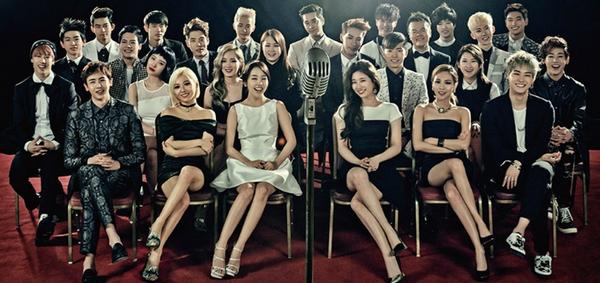 [K-POP] Pourquoi j'aime la JYP Entertainment