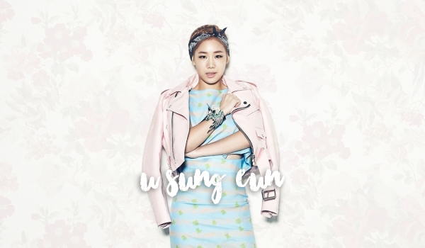 [K-POP] U Sung Eun