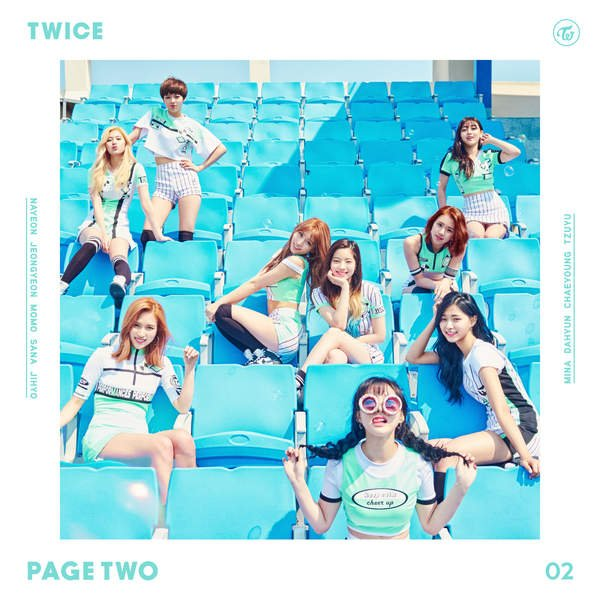[K-POP] PAGE TWO des TWICE