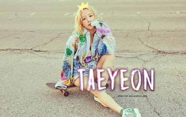 [K-POP] TAEYEON