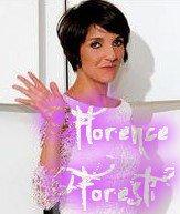 """Florence Foresti: ici """"c'est la grosse poilade"""""""