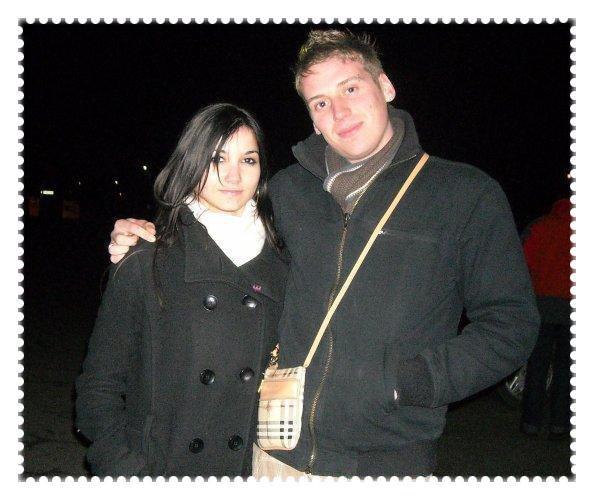 Avec Valentin