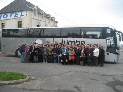 Mt St Michel 20-21.11.10