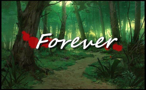 Forever, de Elena Rocci