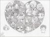 Coeur-monokuma Chibi !!