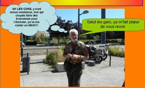 NOTRE PRESIDENT D'HONNEUR : RICHARD HUGON