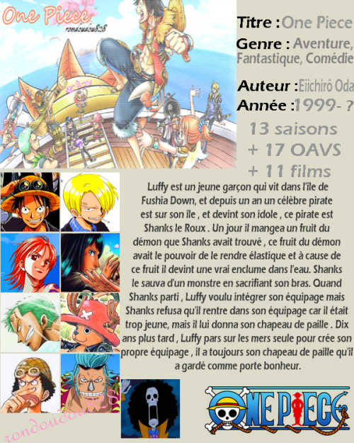 ЯOПDOЦDOЦ828.SΚΫЯOCΚ.COM .  Article cinq ~ One Piece
