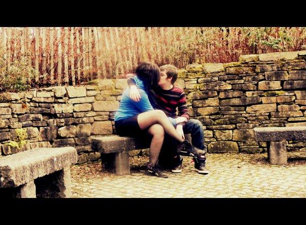 1 an de bonheur avec toi ma petite poire. ♥
